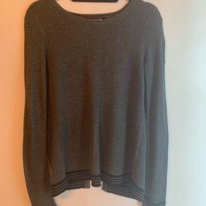 Rag & Bone split back sweater